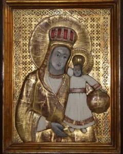 Из Чолнского монастыря (находилась рядом с игуменским местом)