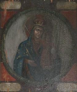 Из иконостаса Соборного храма Чолнского монастыря
